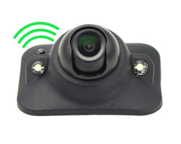 camera side car UK - Universal HD CCD Car camera LED night vision Front   Left side   Right side   Rearview camera waterproof For auto