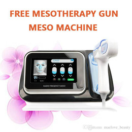 needles mesogun Australia - 2019 New arrival & High quality Meso Gun Mesotherapy multi needle facial lifting Vital Injector RF mesogun New