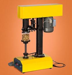 Опт машина запечатывания жестяной коробки автоматическая настольный компьютер уплотнитель жестяной коробки Диаметр Регулируемая закаточная машина крышки олова / пластмассы / бумаги