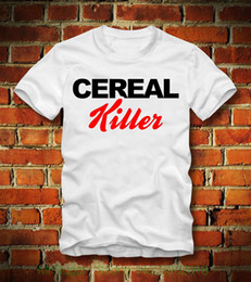 charles shirts NZ - Boardrippaz T Shirt Cereal Killer Serial Ted Bundy Jeffrey Dahmer Charles Manson Short Sleeve T-shirt Tops