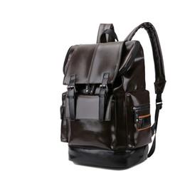 $enCountryForm.capitalKeyWord Australia - 1Designer Brand Backpack Leather Backpack Outdoor Large Capacity Backpack Multifunctional Storage Bag Waterproof Material
