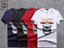 $enCountryForm.capitalKeyWord Australia - summer T-shirt 2019 NEW Summer Wear Men 3D Printed T-Shirt Hot Sale Crew Neck Short Sleeves Top Man 100% Cotton#133