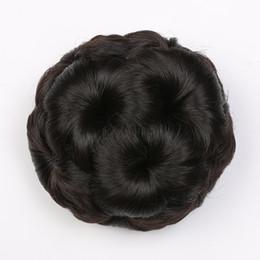 Wholesale Nine flower bag grab flower hoe head bridal hair accessory insert comb plate hairpin ball head hairpinV