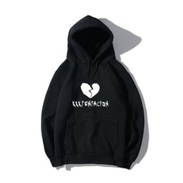 a147c4668bd8 Modern hoodies online shopping - Fashion personality xxxtentacion Hoodie  Sweatshirt Modern xxxtentacion Hip Hop Rapper Jahseh