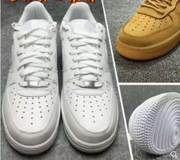 $enCountryForm.capitalKeyWord Australia - 2019 Spring new white leather casual shoes Low-heeled flat black leather tennis shoes Young men and women classic wild training shoes