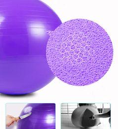 $enCountryForm.capitalKeyWord Australia - PVC yoga special anti-explosion thickening 55cm65cm75cm yoga balance ball pregnant women massage fitness ball gymnastics ball