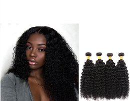 Natural curly weave styles online shopping - VIYA A Grade Indian Curly Style Real Human Hair Bundles Weave Soft No Tangle