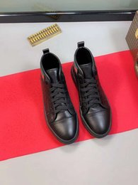 spring summer fall Canada - Spring And Fall Men New Arrival Summer Popular Causal Lace-Up Shoes 110601