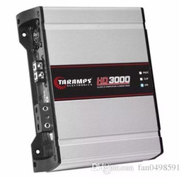 Car taramps HD 3000 1 ohm Amplifier Taramp's HD3000 en venta