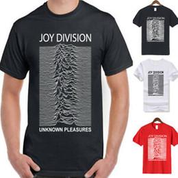 $enCountryForm.capitalKeyWord Australia - Men Summer Cool Joy Division Unknown Pleasure Punk Fashion Short SHip hopve T shirt