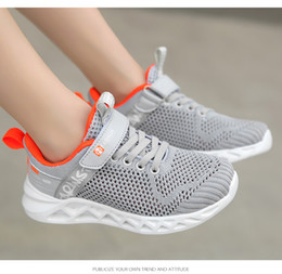 $enCountryForm.capitalKeyWord Australia - 2019 New Spring Autumn Children Breathable Casual Shoes Sneakers Kids Sports Shoes Boys Girls Teenage Student Running Shoes Outdoor Sandals