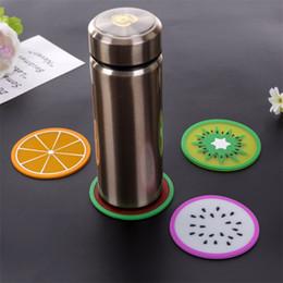 tea japanese 2019 - 20pcs Circular coasters, heat insulation MATS, table MATS Nordic bowl MATS Japanese tea ceremony coasters can be customi