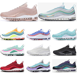 Football beach online shopping - New Running Shoes for Men Court purple South Beach Barely Rose Triple White Black Have a day womens trainer Sports Sneaker Size