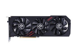 pci express graphics card ddr5 UK - Colorful GeForce RTX 2060 Graphic Card Ultra Nvidia GDDR6 6G iGame GPU Video Cards 1365-1680Mhz PCI-E 3.0 HDMI For Gaming PC