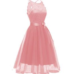 Women plus sizes kimonos online shopping - Lovely Short Lace mesh Party Dress Plus Size Sleeveless Backless Prom Elegant Evening Summer Dress Women Sexy Slim Vestidos
