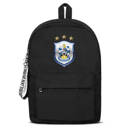 $enCountryForm.capitalKeyWord Australia - Huddersfield Town A.F.C.The Terriers Free Shipping Women Men Canvas School Student Backpack Durable Travel Backpack Printing Backpa