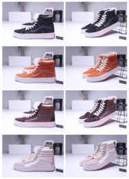 $enCountryForm.capitalKeyWord NZ - high quality VAULT OG SK8-HI LX Casual Shoe Low Cut shoes men Shoe man High-top skateboard shoes Low Cut sneakers Old School 2019