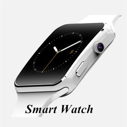 $enCountryForm.capitalKeyWord Australia - New X6 Smart Watch Clock With Sim TF Card Slot Bluetooth suitable for ios Android Phone Smartwatch