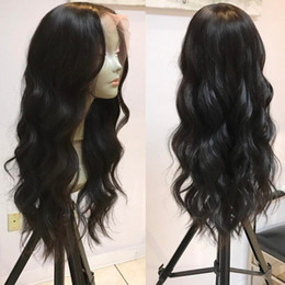 $enCountryForm.capitalKeyWord NZ - Hotselling Brazilian U Part Human Hair Wigs 1*4 Left Part Grade 8A Natural wave 100% Unprocessed African American Upart Wig For Black Women