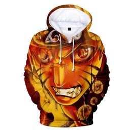 $enCountryForm.capitalKeyWord UK - Trend Jacket 2019 new wave Japanese anime Naruto Hoodies Shirts 3d sweater digital printing hoodies Sweater men