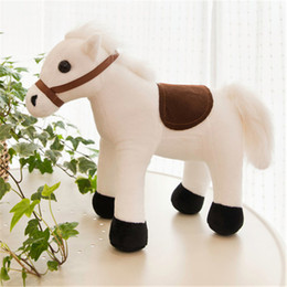 $enCountryForm.capitalKeyWord UK - 20170626 Hot Sale Cute horse Little Bailongma Small Plush Toy Pillow For Children Baby Kids Birthday Christmas Gift Free Shipping
