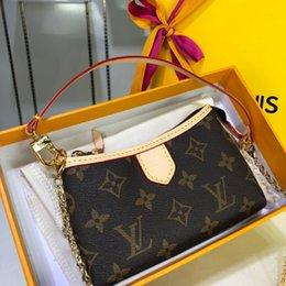 $enCountryForm.capitalKeyWord Australia - 2019 High Quality Fashion women leather Handbag Shoulder Bags lage shopping tote bags purse wallet M45145 BOX free shipping