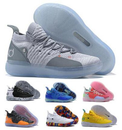 kevin durant easter shoes 2019 - Kd 11 Mens Basketball Shoes Grey Kevin Durant 11s XI Still KD Eybl Twilight Pulse Chinese Zodiac 2019 New Chaussure Desi