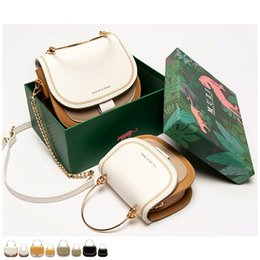 buying cell phones UK - Buy One Get One Crossbody Bag For Women Small Square Bag Chain Fashion Shoulder Bags Women Bags For Women 2019 Handbag Bolsa Feminina