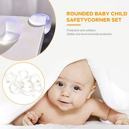rubber corner protectors Australia - Child Protector Corner Table Edge Cover Mother and Infant 10pcs Soft Rubber Protectors Indoor Care Safety Home Furnishing