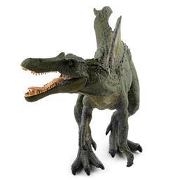 Figures Australia - Dinosaur Model Action Figures Jurassic Wild Life World Park Dinosaur Toy Set Plastic Play Toys Kids Boy Gift