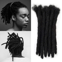 $enCountryForm.capitalKeyWord NZ - Hot Selling! 5Pcs Lot 12 inch Handmade Dreadlocks Extensions Reggae Hair Hip-Hop Style Synthetic Braiding Hair From Maya Culture For Men