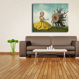 $enCountryForm.capitalKeyWord NZ - Mark Ryden Chapel Of Sacred Mirrors Art Canvas Painting HD Wall Picture Poster And Print Decorative Home Decor
