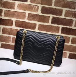 Bag crochet white online shopping - Find Similar Endorsed Free shiopping New gift Fashion black chain makeup bag famous luxury party bag Marmont velvet shoulder bag Women