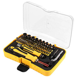 tool box screwdriver set UK - Freeshipping Professional Precision Magnetic Screwdriver Sets-70 In 1 Electronic Repair Tool Kit Kinds Of Screwdriver Bits Apply To Ph