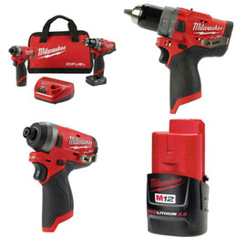 Wholesale Milwaukee Electric Tools M12 Fuel Pc Kit quot Hammer Drill quot