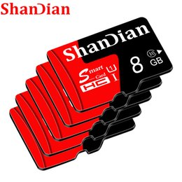 memory cards gb wholesale NZ - Real capacity micro sd memory cards 8GB 16 GB 32 GB High speed 64GB class 10 micro sd card TF card