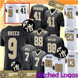 Drew brees jerseys online shopping - Saints Drew Brees Alvin Kamara Jersey  New Orleans Saints Dez 0cfca1eea