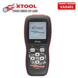 Vag code scanner online shopping - 100 Original X TOOL Xtool VAG401 Professional VAG Code Scanner