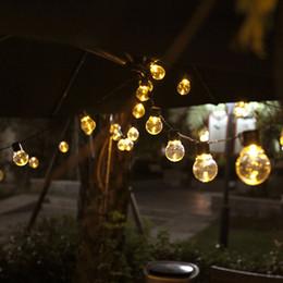 $enCountryForm.capitalKeyWord UK - 10M 38 LED String Lights Outdoor Garlands Christmas Decoration Globe Festoon Light Bulbs Chain LED Decorative 220V 110V Wedding party