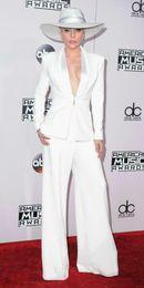 $enCountryForm.capitalKeyWord Australia - White Women Suit Shawl Lapel Bride Wedding Party Ladies Formal Suit Proms Tuxedo