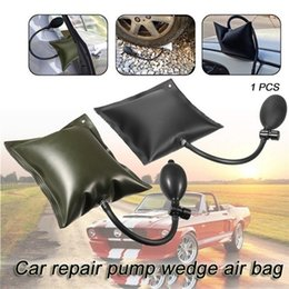 $enCountryForm.capitalKeyWord Australia - Car Airbag Car Accessories Interior Decoration Door Window Installation Positioning Air Cushion Pump Inflatable Pad Hand Tools