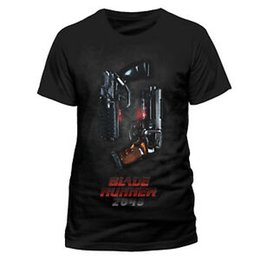Chinese  Blade Runner 2049 Two Pistols Official Movie Unisex T-Shirt -Short-SleeveGosling manufacturers