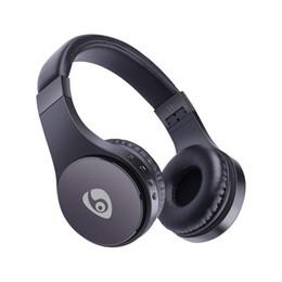 Wireless Headphones Headband Australia - S55 Wireless Bluetooth Headphones With Adjustable Headband Microphone Bluetooth Earphones Support TF Card PK Marshall