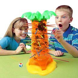 4.3 Inch Game Player NZ - show games BOHS Falling Tumbling Monkeys - of Motor Skill - Two Player Desktop Family Game- Children Kids Toys Hobbies