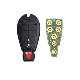 Dodge Remote Keys Australia - Keyless Remote Car Key Fob 3Buttons Y160 Blade PCF7941 chip For Dodge 08-14 Grand Caravan 09-13 Journey For Dodge M3N5WY783X