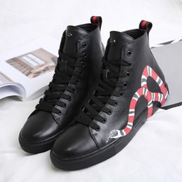 Canvas Shoes Manufacturers Australia - Explosion models lovers shoes fashion casual shoes new hot high shoes 35-45 high-end quality manufacturers promotions (with box)06