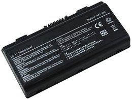 laptop mah UK - Hot sale laptop battery For Asus X51C X51H X51L X51R X51RL X58 X58C X58L X58Le 90-NQK1B1000Y A32-X51