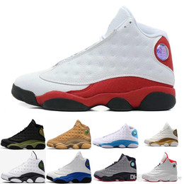 $enCountryForm.capitalKeyWord NZ - Top Quality 13 13s mens basketball shoes He Got Game Hologram Barons Flints sneakers women sports trainers running shoes for men designer