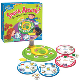 puzzle interactive Australia - Fun game Snack Attack Board Matching Stacking Game Educational Parents and children puzzle toys interactive Board game kids gift