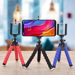 $enCountryForm.capitalKeyWord Australia - Flexible Octopus Tripod Phone Holder Universal Stand Bracket For Cell Phone Car Camera Selfie Monopod